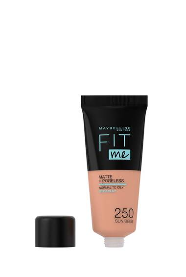 FIT ME MATTE + PORELESS® FOUNDATION