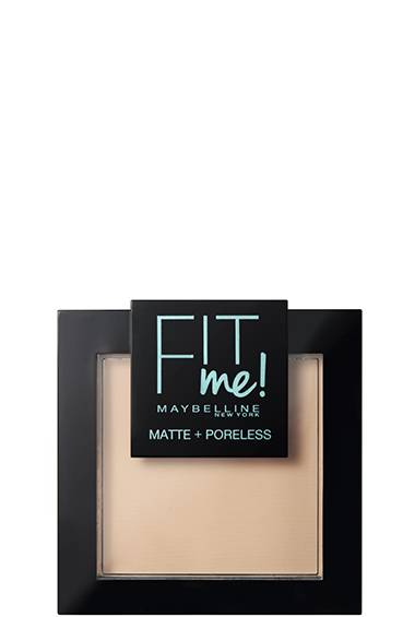 FIT ME MATTE + PORELESS® PUDDER