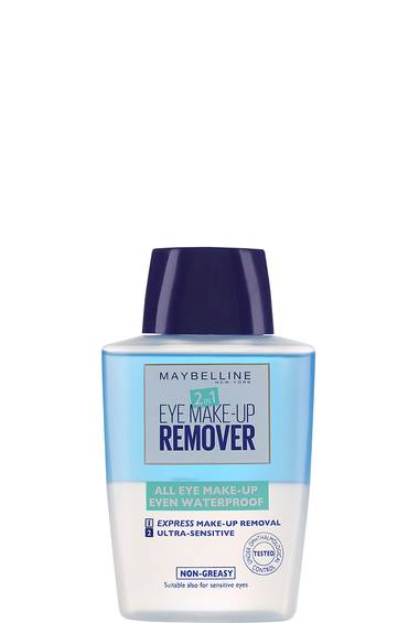 EYE MAKE-UP REMOVER® 2 in 1 ØYENMAKEUP REMOVER