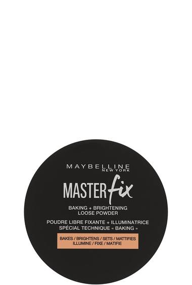MASTER FIX BAKING + BRIGHTENING POWDER