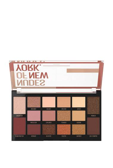 Nudes of New York Eyeshadow Palette