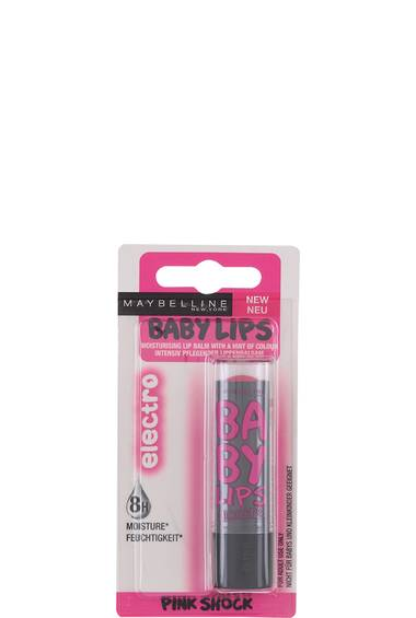 BABY LIPS® ELECTRO LEPPEPOMADE